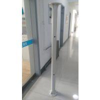 扬尘监测仪 组合式纯钢板监控立杆可拆卸式设计支持监控设备安装
