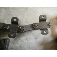 304不锈钢 机械传动链条 耐磨损耐高温耐腐蚀 山东宁津厂家定制