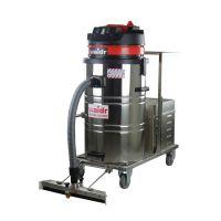充满电可工作240分钟电瓶式工业吸尘器上海威德尔专业生产电瓶吸尘器