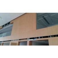 供应雷克萨斯4S店展厅专用白橡木纹铝单板