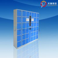 天瑞恒安 TRH-KL-210 多媒体智能条码柜,多媒体智能储物柜