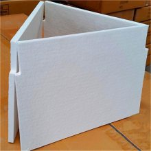 生产厂家硅酸铝双面针刺毯 7公分硅酸铝针刺毯
