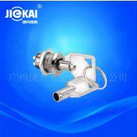 环保JK003钥匙开关 电子开关锁ROHS M12电源锁