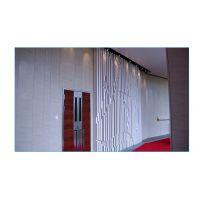 潮流时尚弧形铝方通天花哪里订制,异形铝方通德普龙定制设计厂家