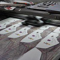 供应广州真皮裁片印花厂。皮革数码直喷印花。