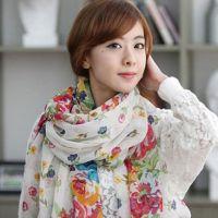 2017新款裕旺丝巾批发 地摊5元模式