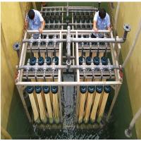 泽瑞厂家直销0.5-50吨/天MBR一体化污水处理设备定制加工去除率高