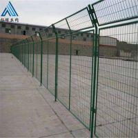 绿化带交通框架隔离栅_空地种植框架围栏网