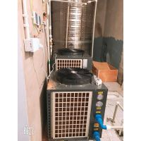 重庆婴儿游泳设备---空气能热泵热水器亚克力游泳池