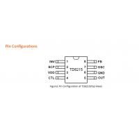 供应泰德电源管理DC/DC IC TD8215升压调节器 深圳市佰骏工业产品设计有限公司
