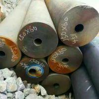 Q235号无缝厚薄壁钢管、易焊接铁管、零切16Mn空心钢管