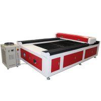1325大型激光裁床不锈钢切割机亚克力激光切割机发光字