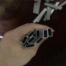 氧化铝方通规格齐全,硬质铝方管销售