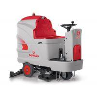 进口意大利高美洗地车Innova 85 B超市工厂驾驶式洗地机