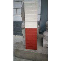 岗亭外墙材料金属雕花板节能环保保温装饰一体板