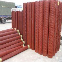 大庆1.5*10米钢板挡粮网厂家发货——2mm厚菱形钢板网一诺厂长推荐