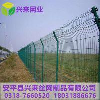 河南农业养殖围栏网 广西框架护栏网 双边围栏网供应商