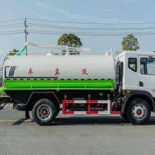 湘西市政环卫吸粪车价格 3吨小型吸粪车配置