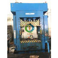 河北廊坊二手1500吨大台面油压拉伸机薄板冲压油压机