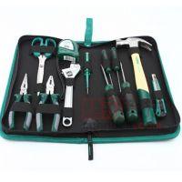 瑞河电工DY06018家庭维修水电工工具包 维修工具 检测设备 电工工具 车用工具包