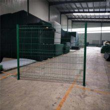 刺绳护栏网 绿色波浪围栏网批发 铁丝围栏网介绍