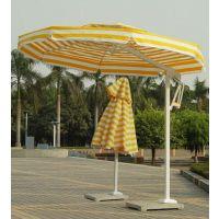 供应品木户外庭院花园3米遮阳伞 室外大型摆摊罗马伞 休闲沙滩大太阳伞