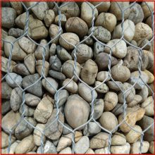 六角网产品 加工六角网 河道护坡格宾石笼网