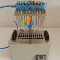 哈尔滨方形氮吹仪JT-DCY-48SL自产自销