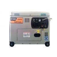 上海汉萨动力——静音全自动小型柴油发电机