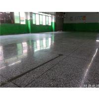 供应惠东水磨石地板翻新施工|耐德地坪晶面水磨石价格