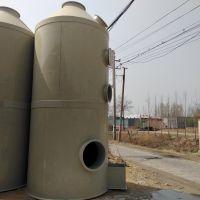 河北专业脱硫塔厂家实恒PP喷淋塔耐腐蚀使用寿命高