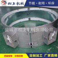不锈钢陶瓷电加热圈 注塑机发热圈 高频瓷电热圈耐高温干烧加热器