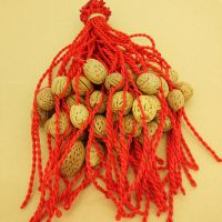 手工编织桃核红绳手链小饰品淘宝小礼品义乌商品活动赠送赠品批发