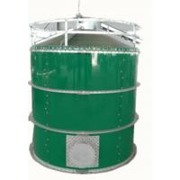 浙江沼气设备工程安装发酵罐