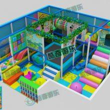 积木儿童乐园游乐场淘气堡室内设备厂家