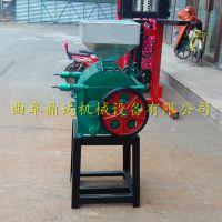 厂家直销高产量环保耐用多功能轧瓣机 12-20型花生破碎机