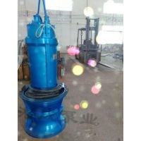 天津QZB潜水轴流泵 潜水轴流泵厂家现货供应