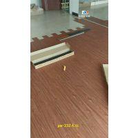 PVC塑胶地板 图书馆健身房服装店胶地板