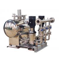 郑州沃达罐式叠压(无负压)供水设备