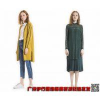 杭州一线高端品牌折扣女装知恩白马服装批发市场