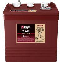 Trojan邱健T-125休闲车 公共汽车电池杠杆式升降机设备配套销售