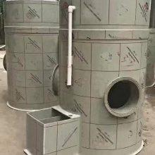 PP喷淋塔酸碱废气处理设备厂家定制包安装到家性能可靠