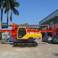 旋挖钻机不锈钢丝绳的润滑工作海峨桩工机械