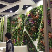 东莞企石浩晟塑料植物 高端材质 创意造型 PE材质可来图定制