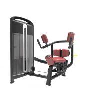 运动健身,天展坐式转体训练器