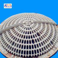能强陶瓷球拱硫酸干燥塔吸收塔填料支撑结构按需定制耐酸陶瓷球拱