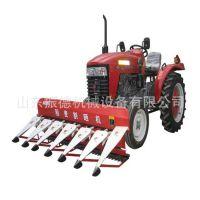 供应 新款 手推式多功能割晒机 汽油柴油麦类收割机 秸秆牧草割台