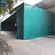越城区供应伸缩彩色遮阳蓬 户外用品广告篷 活动推拉雨棚布厂家
