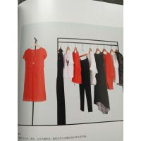 品牌女装库存批发走份 杭州大牌安妮夏装时尚个性一手货源