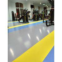 东营健身房地板,PVC地板-青岛奥润佳
